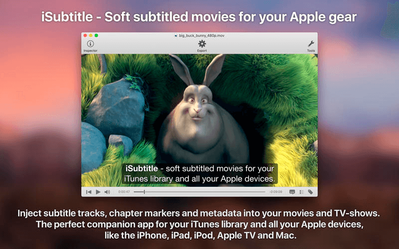 iSubtitle-3-for-Mac-Free-Download