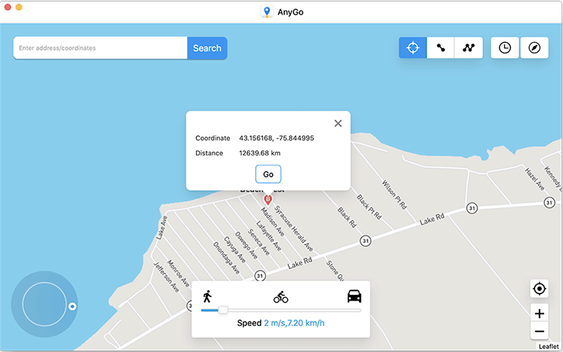 AnyGo 5 for Mac Full Version