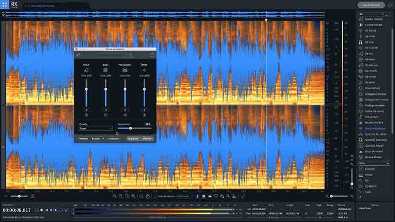 iZotope RX 9 Advanced for Mac Free Download