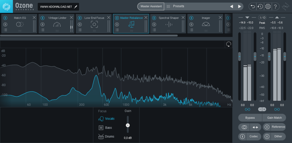 iZotope RX 9 Advanced for Mac Full Version Download